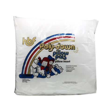 Hobbs Poly-down Pillow Forms Size 12x12