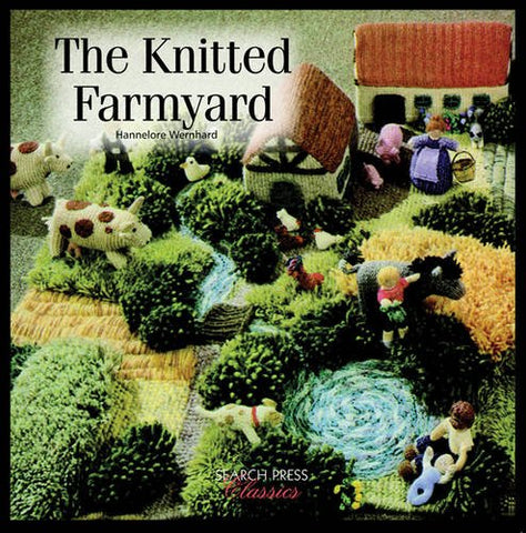 The Knitted Farmyard Book