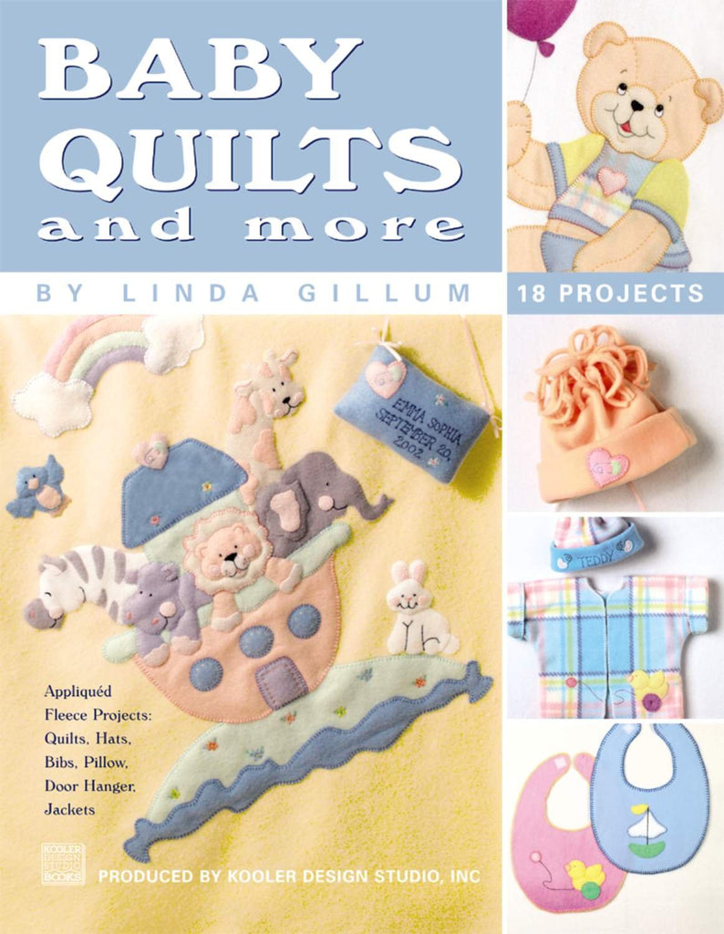 Baby Quilts and More (Leisure Arts #3370)