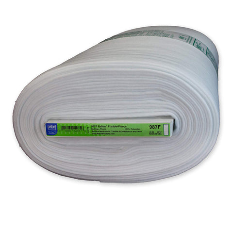 Pellon 987F Fusible Fleece White
