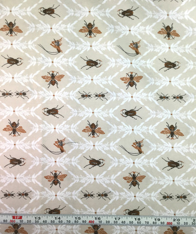 Little Entomologist - Lambkin by Bonnie Christine for Art Gallery Fabrics - Premium Cotton