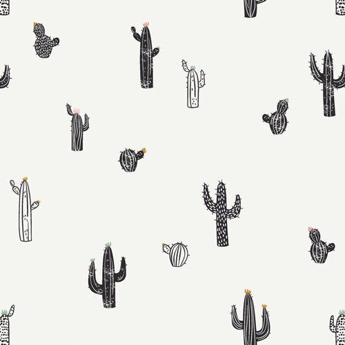 Cactus Stamps - Pacha - Art Gallery 100% Cotton Fabric