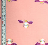 Bumble Beez - Garden Dreamer for Art Gallery Fabrics - Cotton Knit