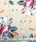 Crystal Awakening - Soulful by Maureen Cracknell for Art Gallery Fabrics - Premium Cotton