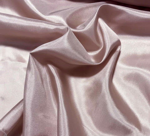 Dusty Pink - 8mm Silk Habotai