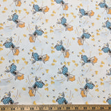 Animal Quackers - Bunny Hug - Maywood Studio - Cotton Fabric