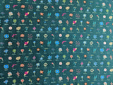 Anthonem Festive Loved to Pieces Mr Domestic Art Gallery Fabrics -Premium Cotton