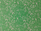 Flora and Fauna Hidden Green Woodland - Art Gallery Fabrics -Premium Cotton