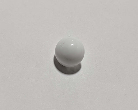 Ball Plastic Button - 13mm / 1/2 inch - Dill Buttons