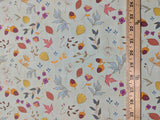 Acorns & Pinecones - Autumn Vibes - Art Gallery Fabrics -Premium Cotton Fabric