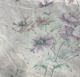 Misty Floral - Cotton Sateen Decorator Fabric
