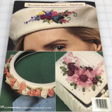 Adornments & Accessories - Mokuba Ribbon Embroidery Booklet