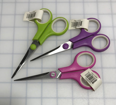 "5 1/2"" Cushion Handle Scissors by Allary"