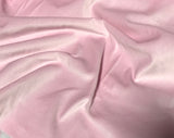 Dawn Pink Spechler Vogel Cotton Velveteen Fabric