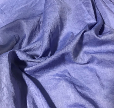 Lavender - Hand Dyed Silk/Cotton Voile