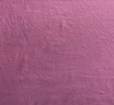 Lilac - Hand Dyed Silk/ Cotton Habotai