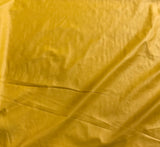 Mustard Yellow - Faux Leather Fabric
