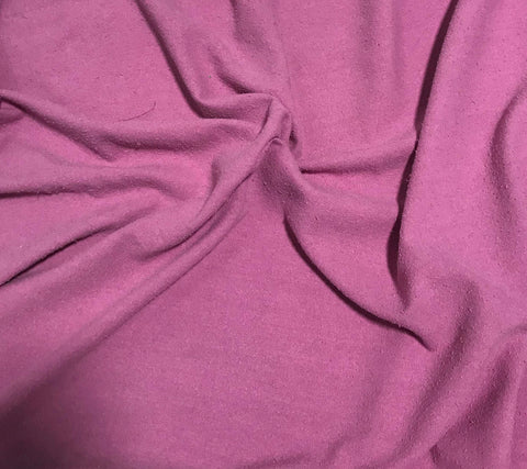 Lilac - Hand Dyed Silk Noil