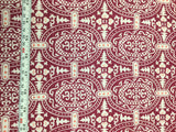 Memoir - Garnet - Alchemy by Amy Butler - Cotton Linen Fabric
