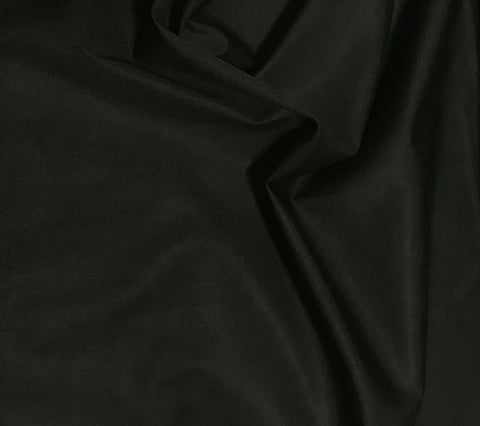 Spechler-Vogel Fabric - Pima Cotton Broadcloth - Black