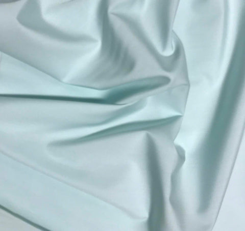 Spechler-Vogel Fabric - Pima Cotton Broadcloth - Aqua
