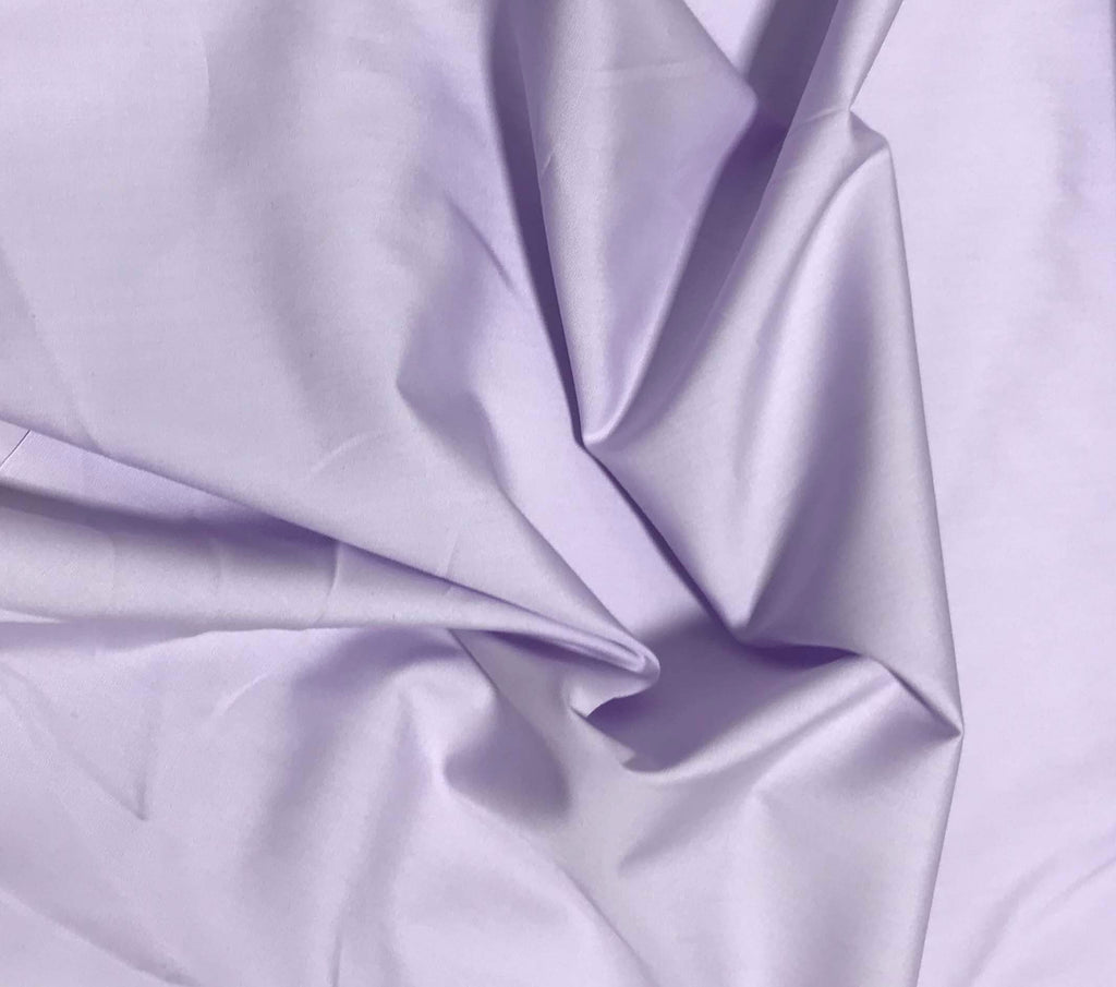 Spechler-Vogel Fabric - Pima Cotton Broadcloth - Lavender Purple