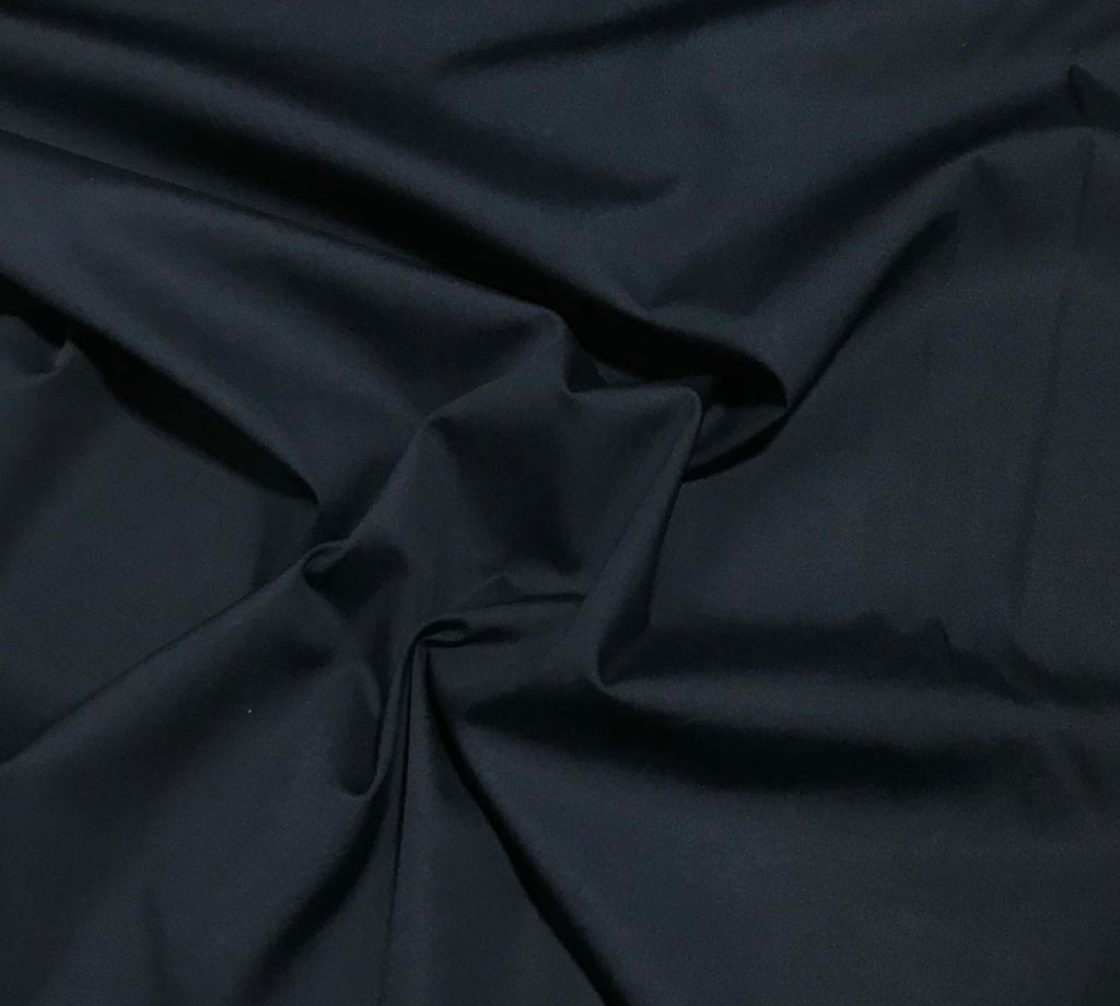 Spechler-Vogel Fabric - Pima Cotton Broadcloth - Navy Blue