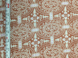 Memoir - Cinnamon - Alchemy by Amy Butler - Cotton Linen Fabric