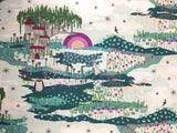 Enchanted Meadow - Flower Child by Maureen Cracknell for Art Gallery Fabrics - Premium Cotton