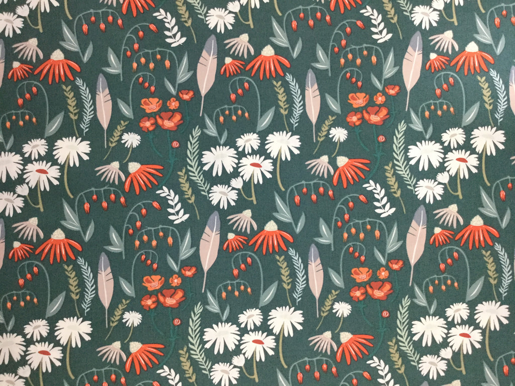 Wild Gatherings - Capsules Campsite for Art Gallery Fabrics - Premium Cotton