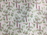 Whimsical Trees - David Textiles - Cotton Flannel Fabric