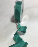 "25mm 1"" Silk Ribbon - Made in France (13 Colors to Choose From)"