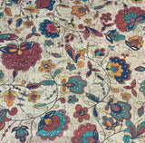 Cork Fabric - Floral