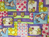 Purrfect Kitties - Fabri-Quilt - Cotton Fabric