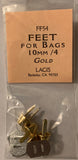 Feet for Bags 10mm Set of 4