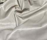 Beige - Lambskin Leather