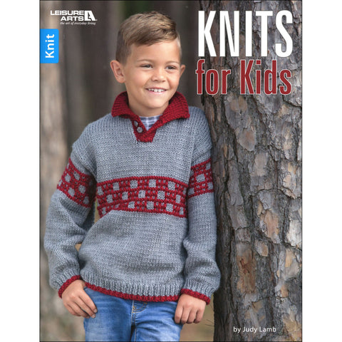Knits for Kids | Knitting | Leisure Arts