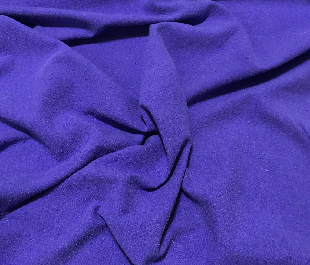 Lavender - Hand Dyed Silk Noil