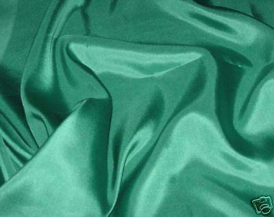 Emerald Green - 8mm Silk Habotai