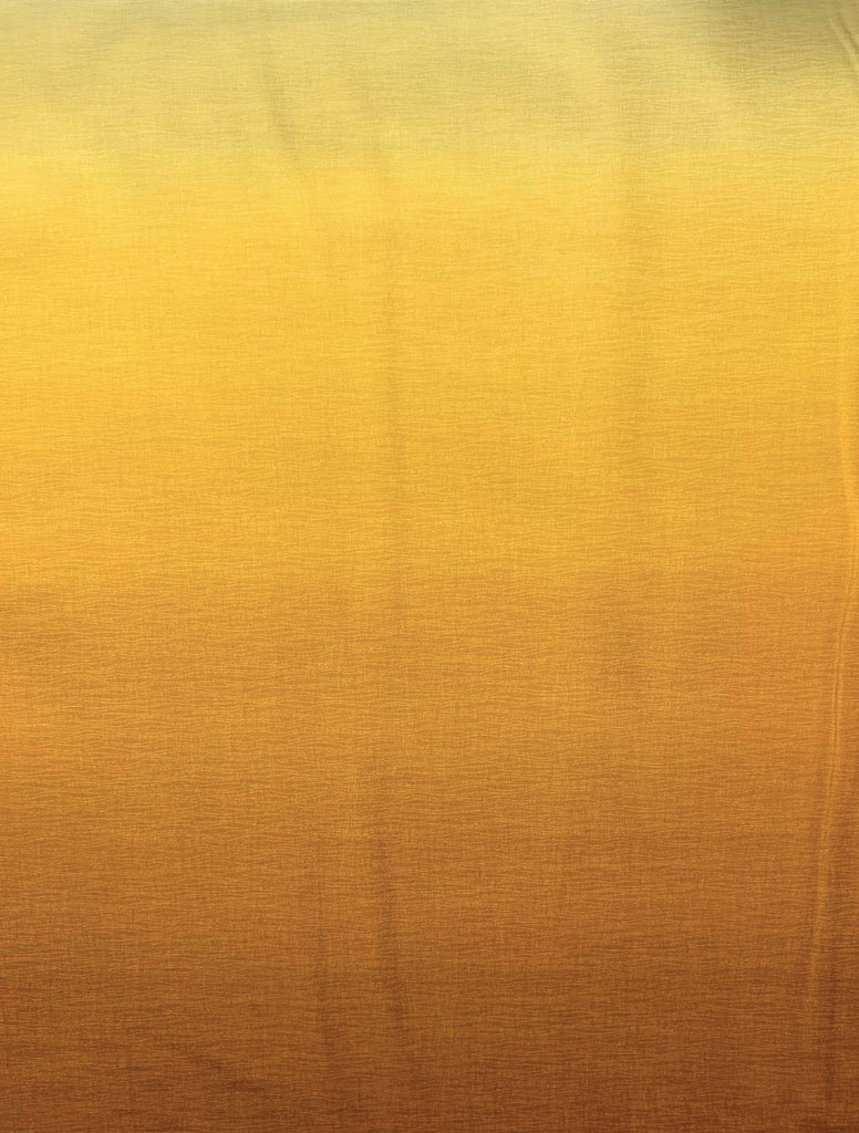 Yellow Tonal Ombre - Elite Gelato Cotton Fabric