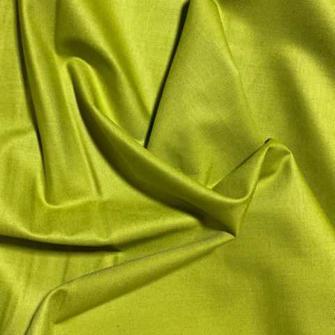 100% Cotton Basecloth Solid - Wasabi - Paintbrush Studio Fabrics