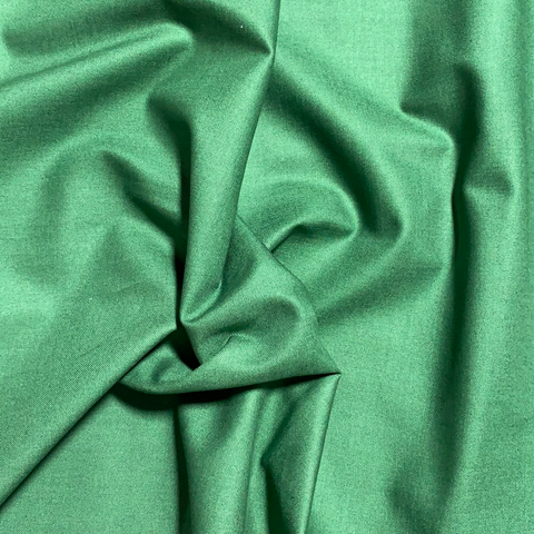 100% Cotton Basecloth Solid - Forest Green - Paintbrush Studio Fabrics