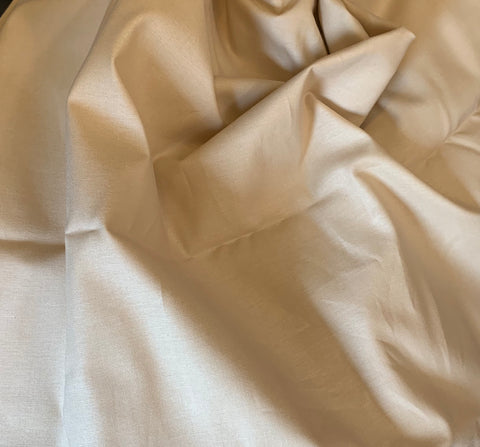 100% Cotton Basecloth Solid - Tea Dye Beige - Paintbrush Studio Fabrics