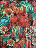 Golden Harvest - Fall Pumpkins & Sunflowers - by Fabri-Quilt 100% Cotton Fabric