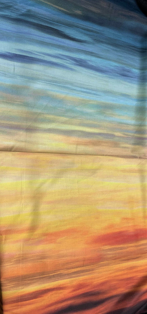 Lakeside Night Sky - The View From Here - Northcott Studio Fabrics