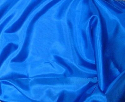 Royal Blue - 8mm Silk Habotai