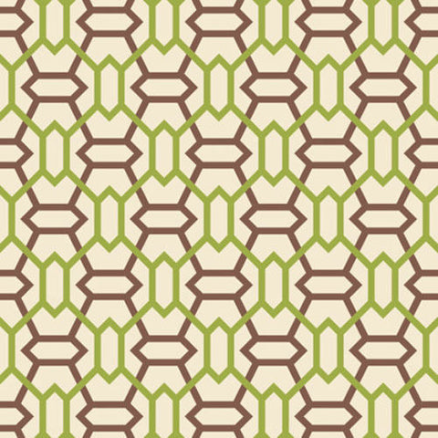 Joel Dewberry - Marquis Geometric - Cotton Home Dec Fabric