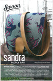 Sandra Saddle Bag - Swoon Sewing Patterns