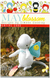 Winifred Mouse Sewing Pattern - May Blossom