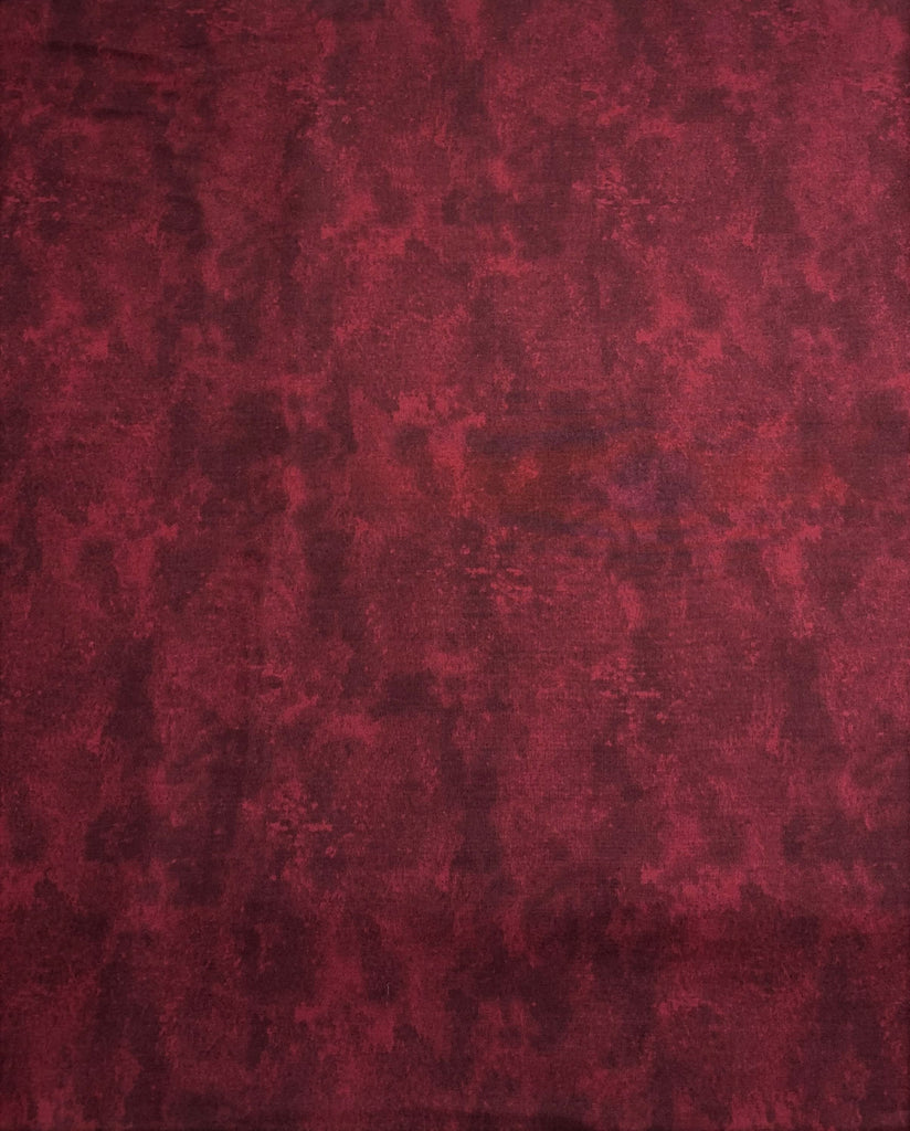Cabernet Red - Toscana - by Deborah Edwards for Northcott Cotton Fabric